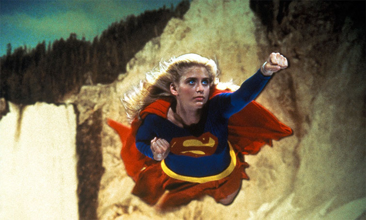 Back Issues: 5 Infamous Comic Book Movies from the 1980s — Supergirl