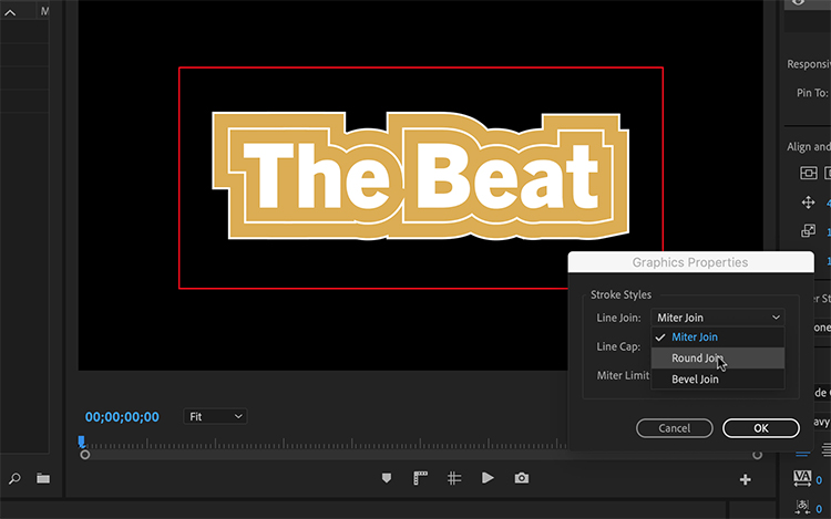 6 New Features in Premiere Pro's Essential Graphics Panel - Stoke Styles