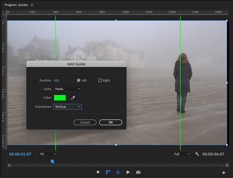 How to Perfectly Position Your Content in Premiere Pro 2019 - Custom Guides