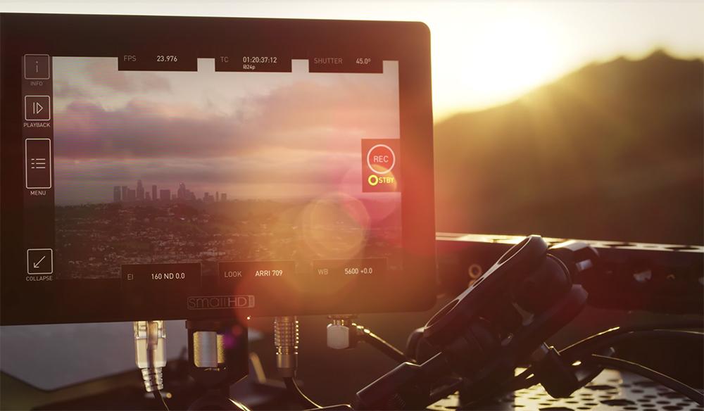 "NAB 2019: SmallHD Announces Their Camera Controlled 7"" Monitor"