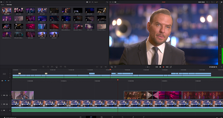 NAB 2019: DaVinci Resolve 16 — What's New and Updated — Cut Page