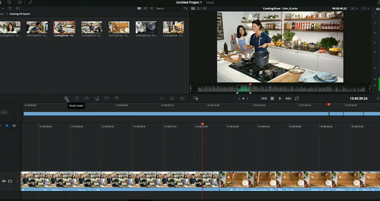 NAB 2019: DaVinci Resolve 16 — What's New and Updated — Additional Timeline