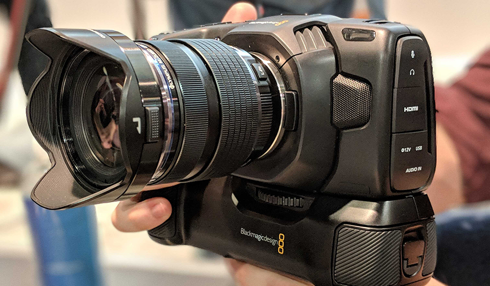 NAB 2019: What We Saw at the Blackmagic Design Booth