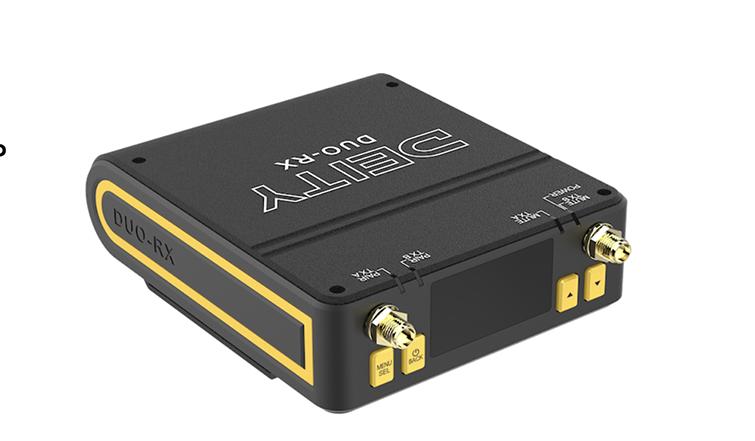 NAB 2019: Deity Finally Releases Their New 2.4Ghz Wireless System — Duo-RX