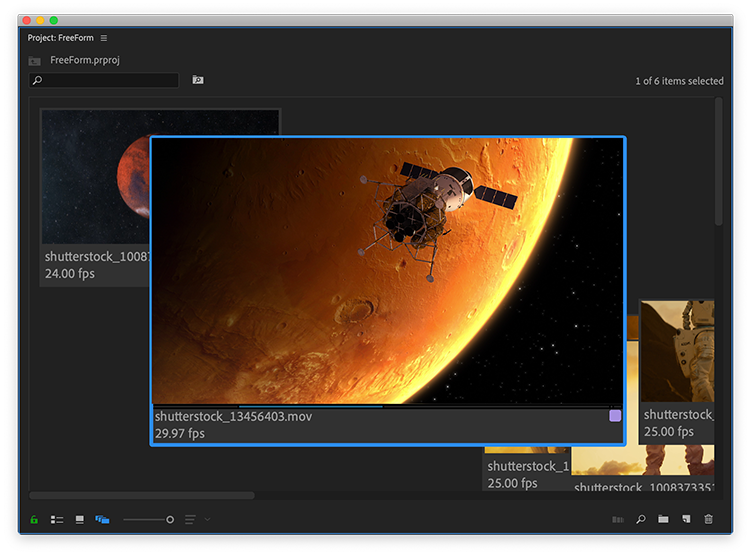 Video Tutorial: How to Use Premiere's New Freeform View - Stay Organized