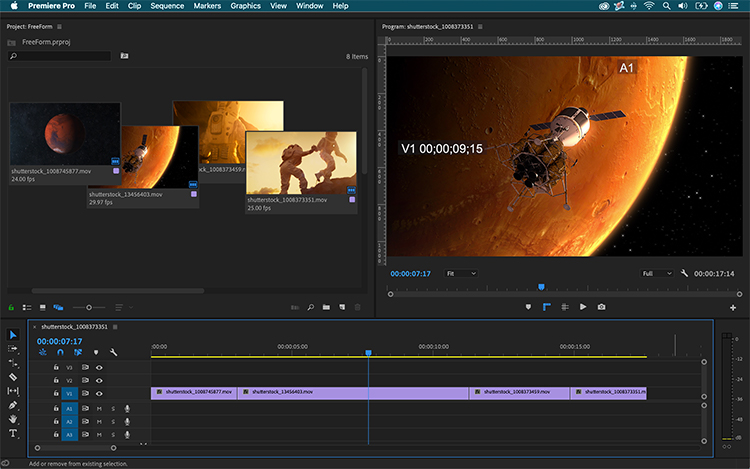 Video Tutorial: How to Use Premiere's New Freeform View - Storyboard Your Project