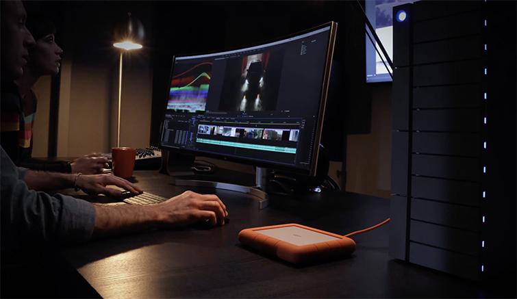 NAB 2019: LaCie Drops Their New 8TB Rugged RAID Shuttle Drive — Rugged RAID