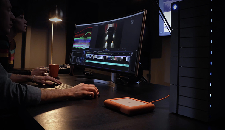 NAB 2019: Our Favorite Releases from This Year's Show - LaCie 8TB Drive