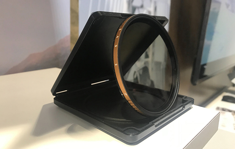 NAB 2019: Our Favorite Releases From This Year's Show - New Variable ND Filter