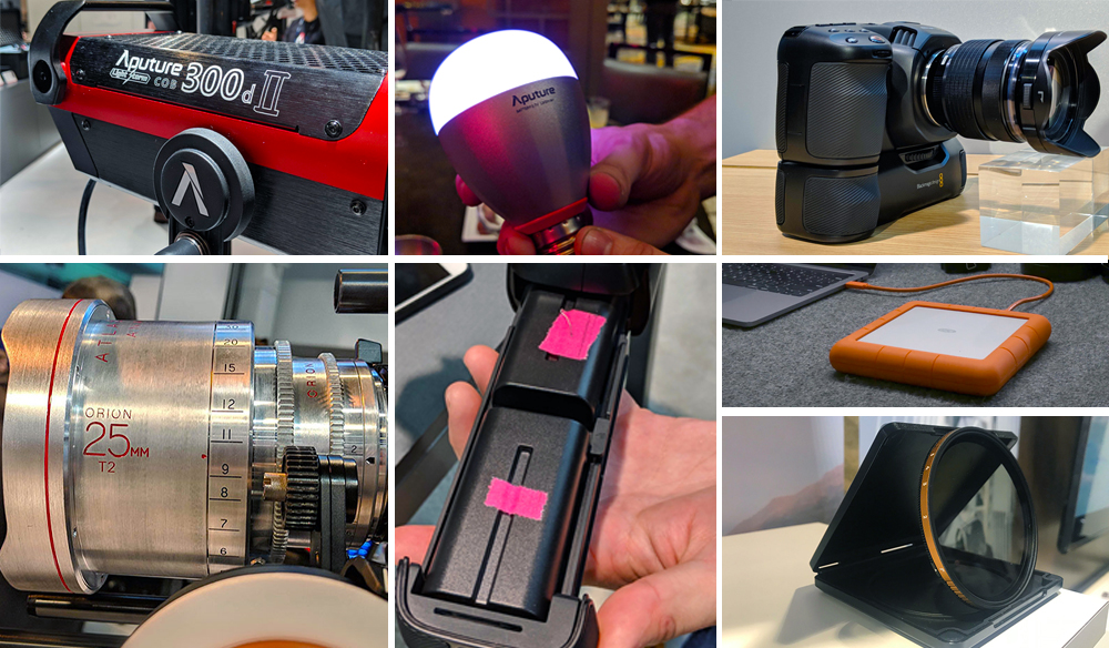 NAB 2019: Our Favorite Releases From This Year's Show