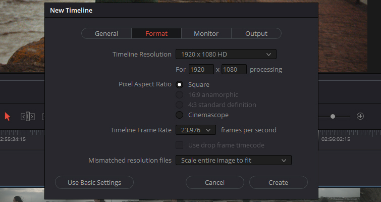A Rundown Of The Edit Page Changes in DaVinci Resolve 16 — Multiple Format Timelines