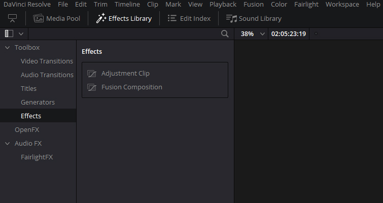 A Rundown Of The Edit Page Changes in DaVinci Resolve 16 — Adjustable Clips
