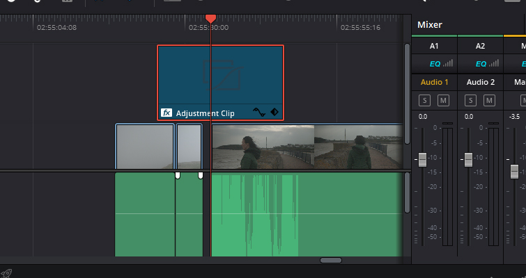 A Rundown Of The Edit Page Changes in DaVinci Resolve 16 — Adjust Length