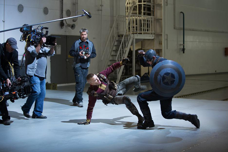 The Cameras and Lenses Behind the Marvel Cinematic Universe (Phase Two) - Fight Scene