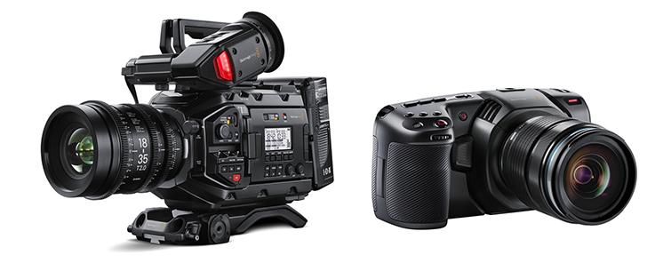 Camera Insights: The Best A-Cam and B-Cam Video Setups - Blackmagic URSA Mini Pro and the BMPCC 4K