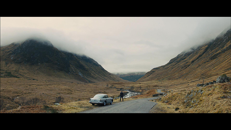 Quick and Easy Compositing Tips for Adobe Premiere Pro - Scene from Skyfall