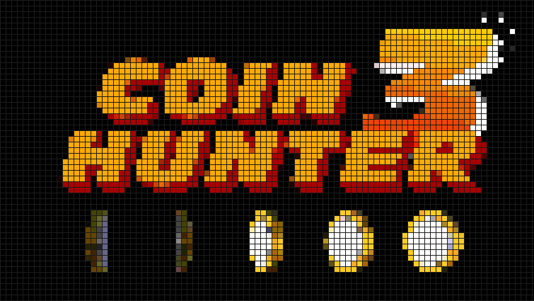 Learn to Create Your Own 8-Bit Art in Adobe After Effects - Grid Effect