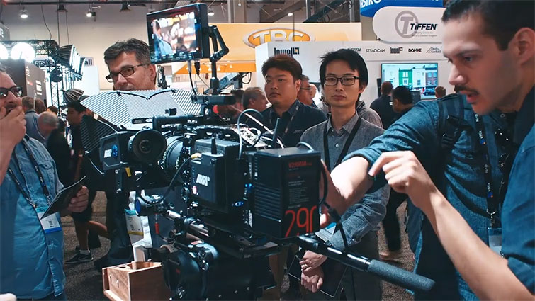 Check Out the Top 3 Trends at NAB 2019 Sure to Shape Filmmaking — Large-Format Cameras
