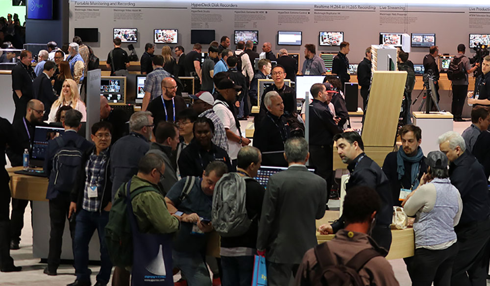 Check Out the Top 3 Trends at NAB 2019 Sure to Shape Filmmaking