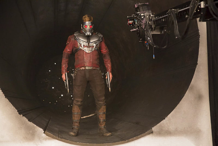 What the Marvel Cinematic Universe Means for the Future of Film - Chris Pratt