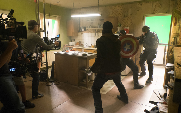 The Cameras and Lenses Behind the Marvel Cinematic Universe — Phase Three - Captain America Civil War