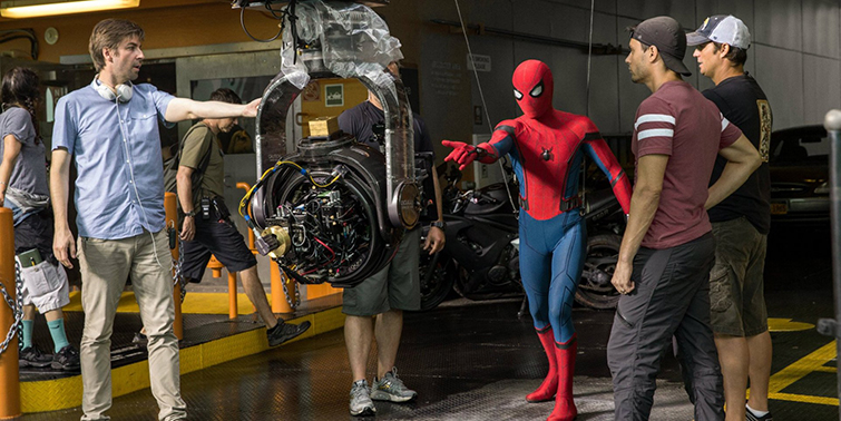 The Cameras and Lenses Behind the Marvel Cinematic Universe — Phase Three - Spider-man Homecoming