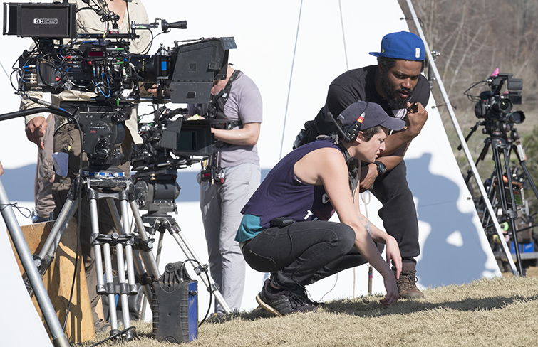 The Cameras and Lenses Behind the Marvel Cinematic Universe — Phase Three - Black Panther Set