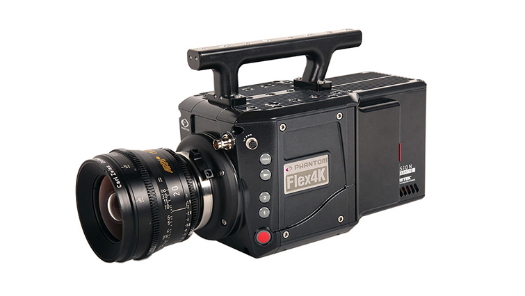 The Cameras and Lenses Behind the Marvel Cinematic Universe — Phase Three - Phantom Flex4K