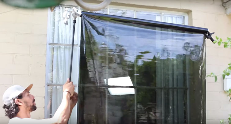 How to Properly Film Windows for Daytime Interior Scenes — Window ND