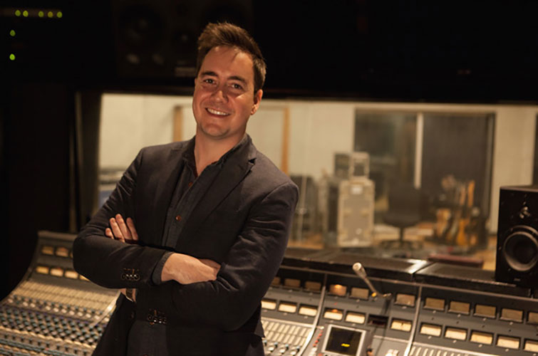"""Industry Interview: Miles Hankins — The Composer Behind """"Long Shot"""" — Hankins"""
