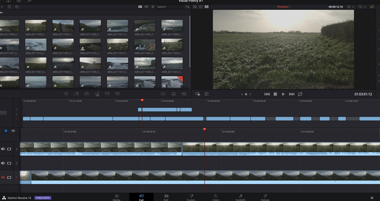 Review: DaVinci Resolve 16's Cut Page — Is It Any Good? — Cut Page
