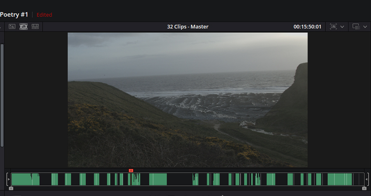 A Review: DaVinci Resolve 16's Cut Page - Is It Any Good? - Previewing Clips