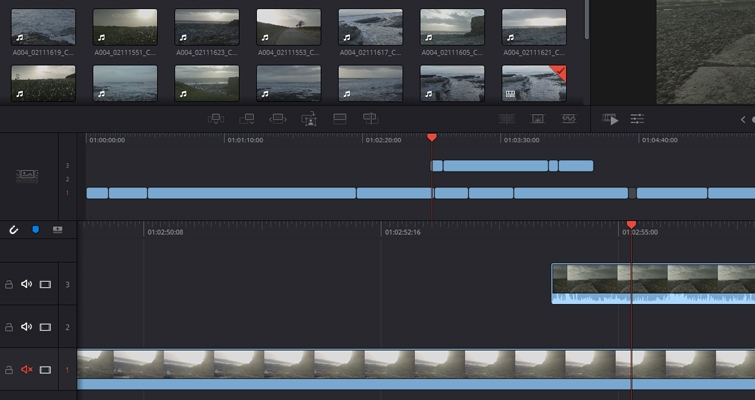 A Review: DaVinci Resolve 16's Cut Page - Is It Any Good? - The Dual Timeline