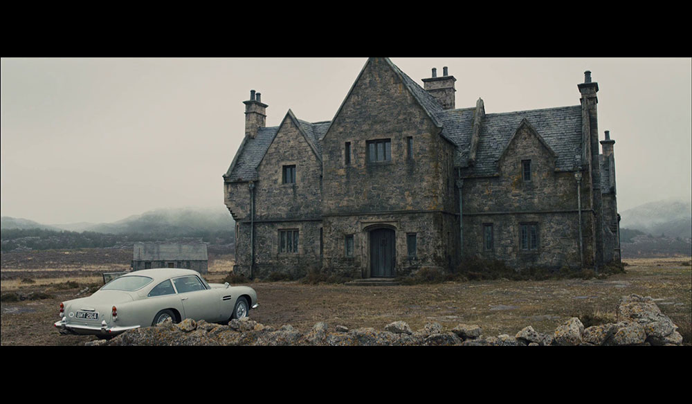 Set Tone and Atmosphere by Mastering the Establishing Shot — Skyfall Cover