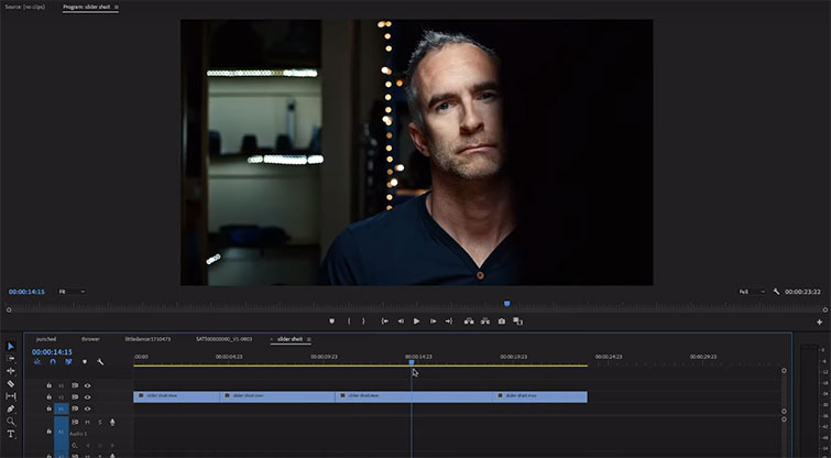 Getting Creative: Five Cool Video Edits that Genuinely Work — Dolly Behind Cut