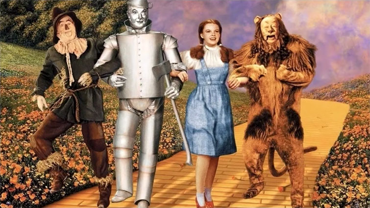 """From """"The Wizard of Oz"""" to """"Transformers"""": 100 Years of Color Grading — Technicolor"""