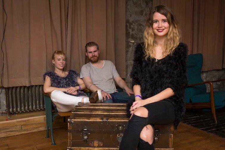 The Sun is Also a Star: Film Composer Herdís Stefánsdóttir - East of My Youth