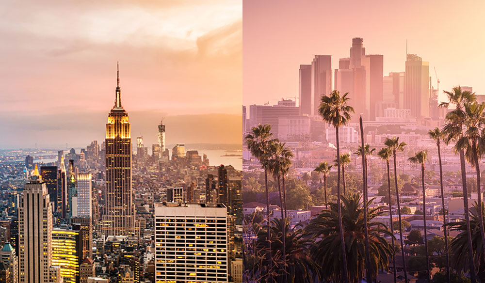 New York vs. Los Angeles: Which City Is Better for Filmmakers?