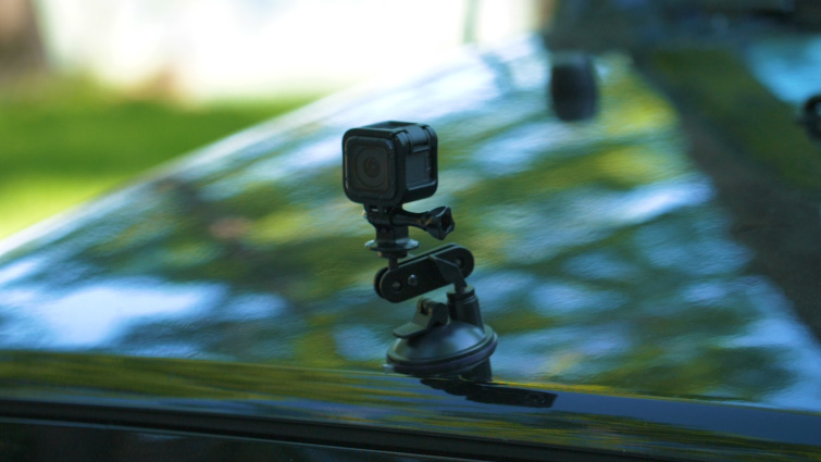 Stabilizing GoPro Footage with the Unique ReelSteady GO App - ReelSteady GO GoPro Camera Mount