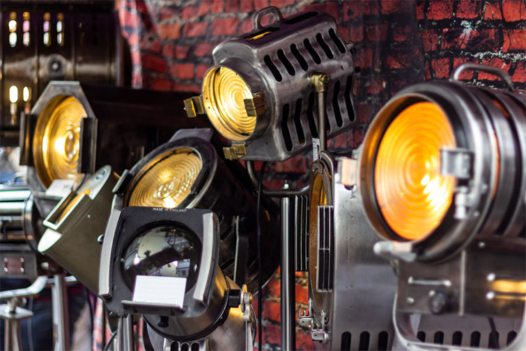 Inside the Electric Department: Lighting, Tools, and Safety Skills — Tungsten Lights