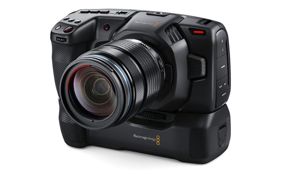 The Best Power Options For The Blackmagic Pocket Cinema Camera 4k