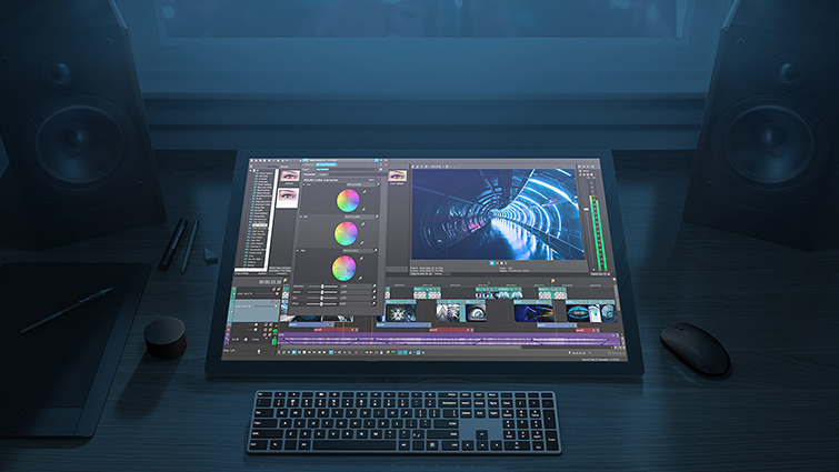 Find Your New Favorite Tool: Five NLE Alternatives to Premiere — Vegas Pro