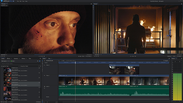 Find Your New Favorite Tool: Five NLE Alternatives to Premiere — HitFilm