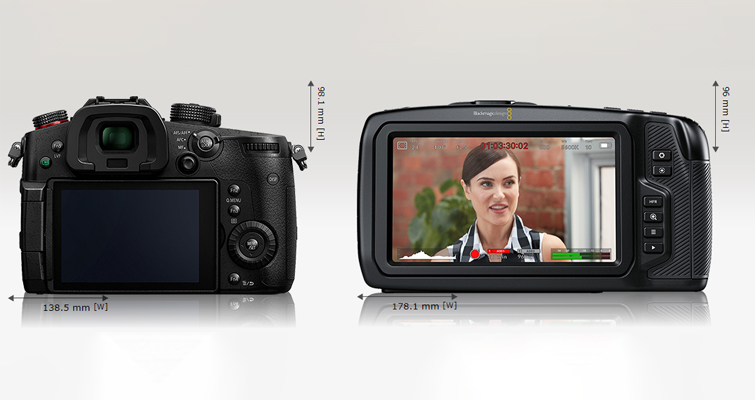 Building a Low Budget Handheld Rig for the Blackmagic Pocket Cinema Camera 4K - GH5 vs. Blackmagic Pocket 4K