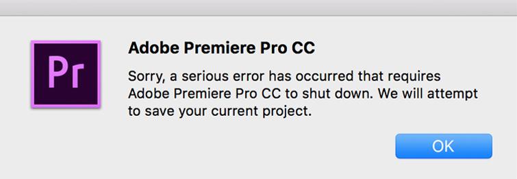 Resolve Vs. Premiere Pro - A Fight Between Processing Power - Premier Crash