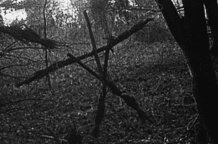 Content Creator Starter Kit: Folk Horror — Blair Witch Image