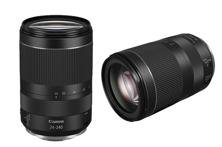 Canon Announces an Affordable Full-Frame 24-240mm All-in-one Zoom Lens — Lens