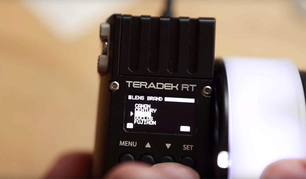 The Teradek RT System: A Positive Change in Focus Pulling