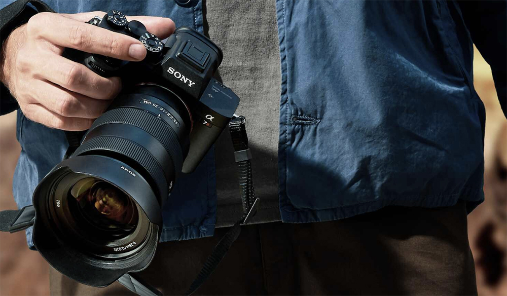 Sony Announces The A7R IV with a 61-megapixel Sensor