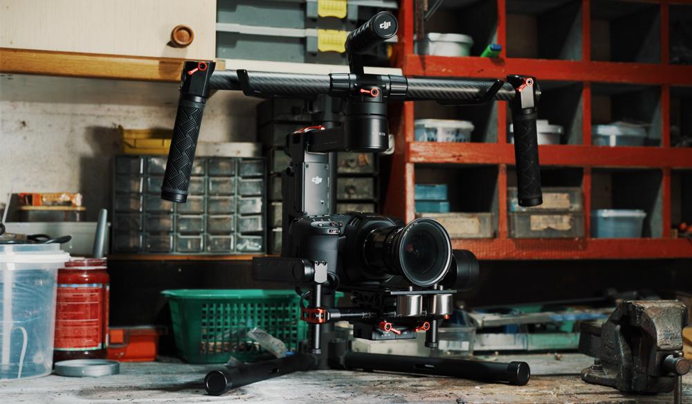 How to Mount the Blackmagic Pocket Cinema Camera 4K on the Ronin-M